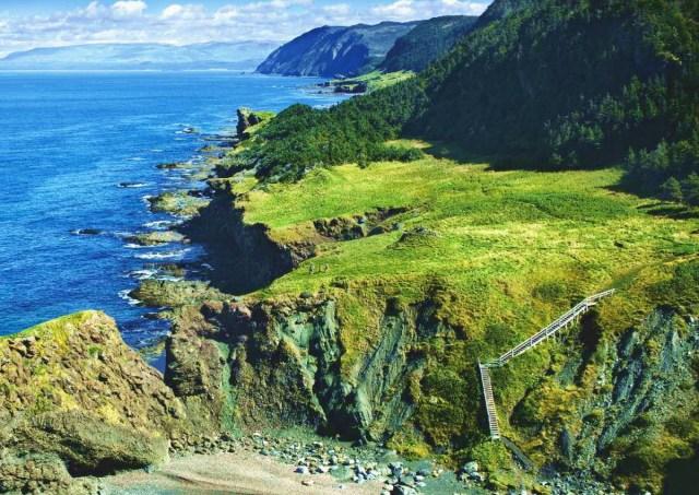 The province's breathtaking coastline. Photo courtesy of Newfoundland and Labrador Tourism.