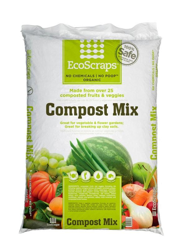 Digging It Ecoscraps Compost Mix Garden Variety