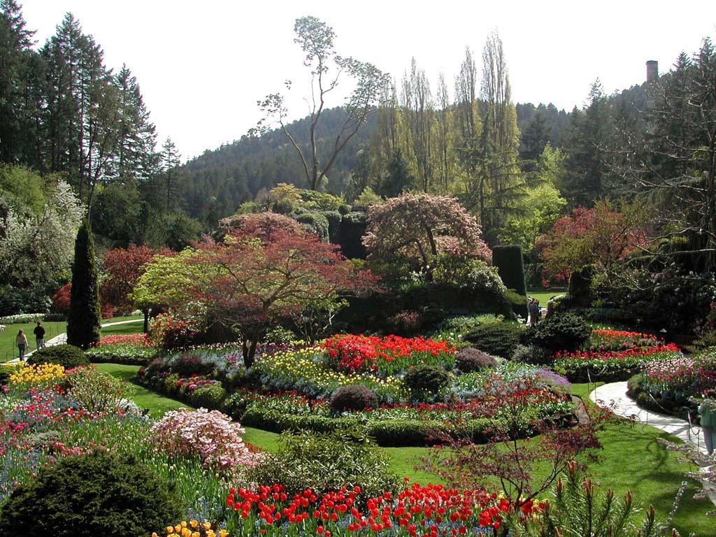 Wanderlust | The Butchart Gardens | Garden Variety