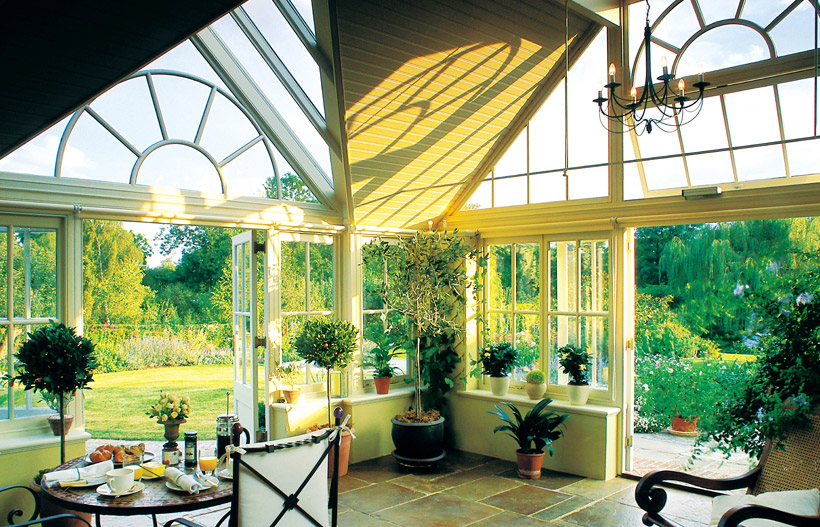 sunroom garden room