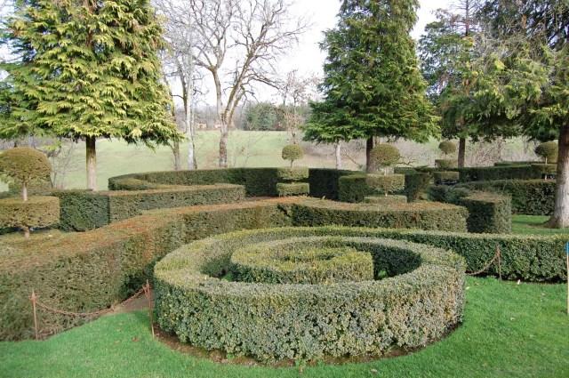 Les Jardins du Manoir d'Eyrignac garden france dordogne 2