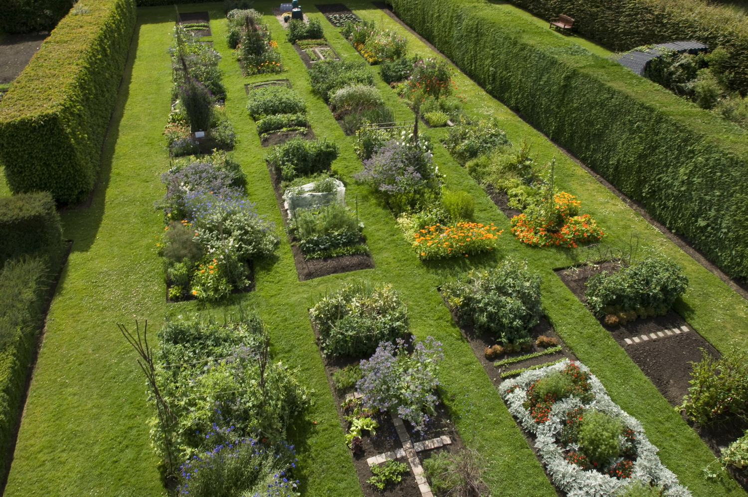 Photo Of The Week Impressive Garden Beds Garden Variety