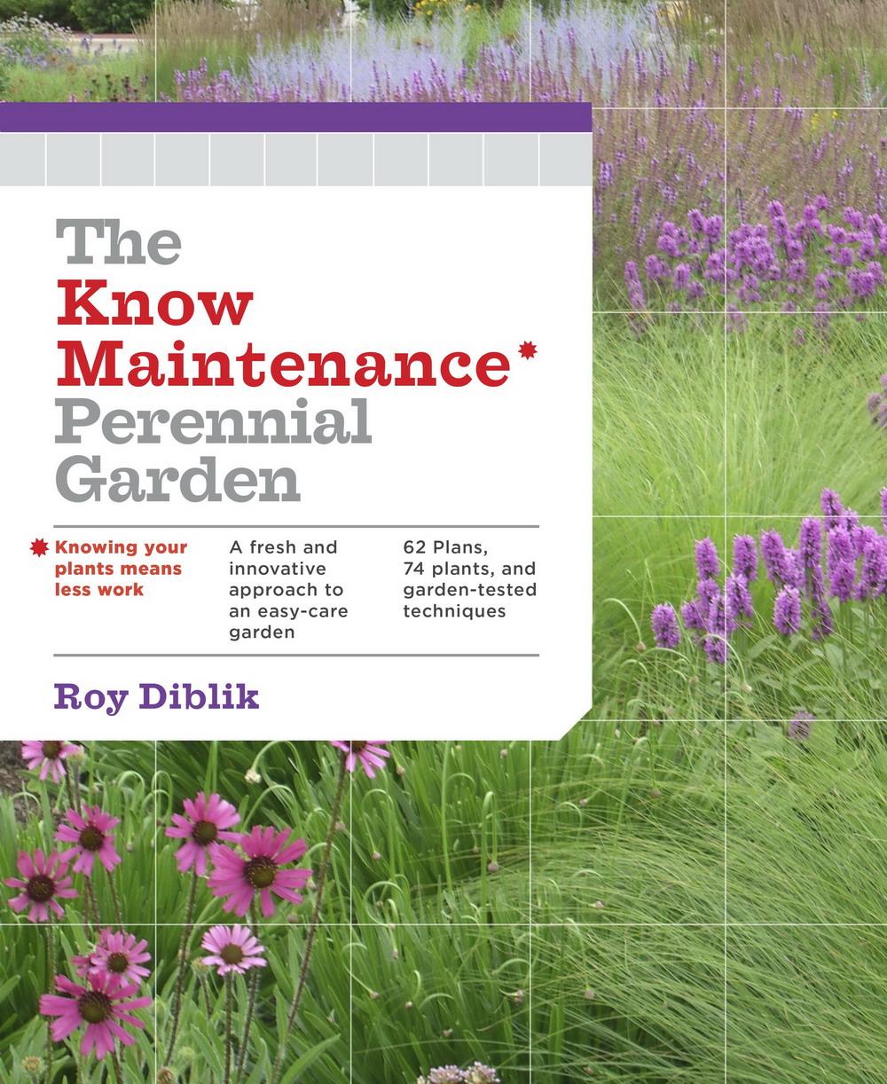 The know maintenance perennial garden a conversation for Perennial garden maintenance